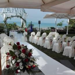 Matrimonio civile location parco archea abruzzo
