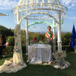 Location parco archea matrimonio in abruzzo